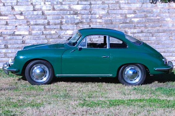 63 Porsche 356B T6 prio