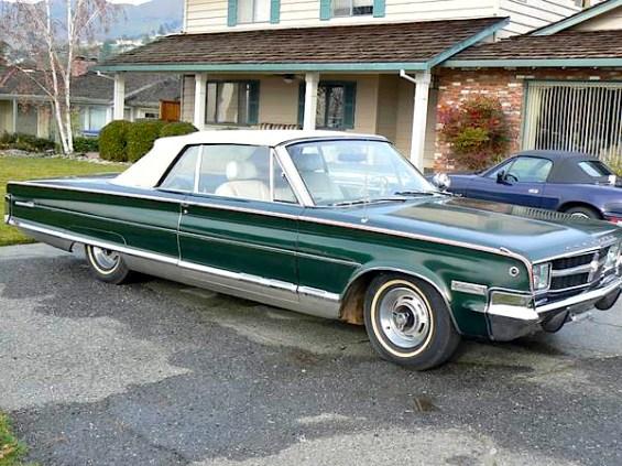 65 Chrysler 300L
