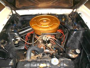 65 Mustang eng