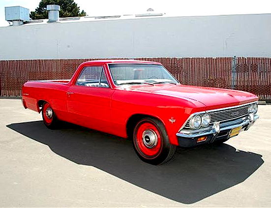 66 Chevy Chevelle fr