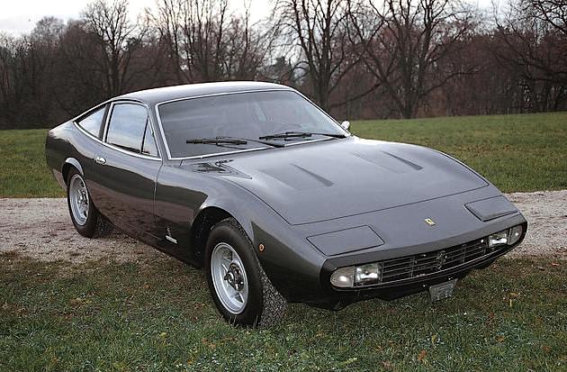 Ferrari 365 GTC