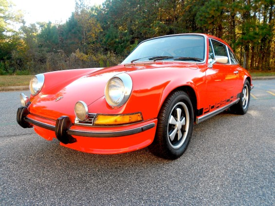 73 Porsche 911T