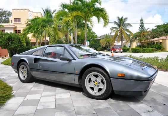 86 Ferrari 328 GTS