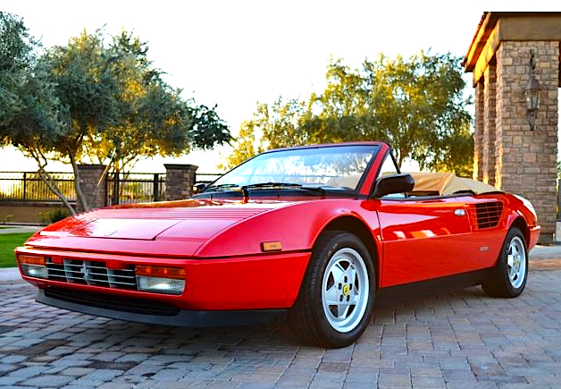 Ferrari Maondial