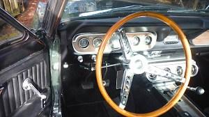 65 Mustang A-GT int