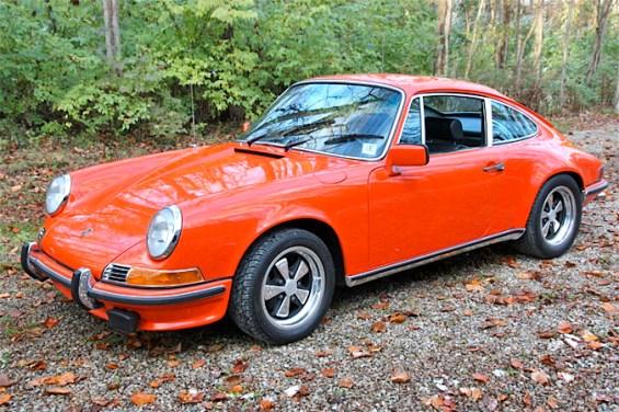 69 Porsche 911S