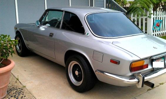 74 Alfa Rear