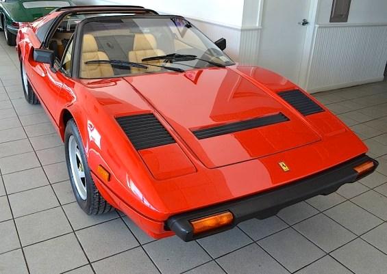 Magnum P.I. : '83 Ferrari 308 GTS Quattrovalvole | Mint2Me