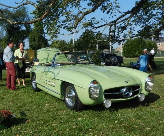 Radnor Mercedes 1
