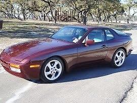 88 Porsche 944