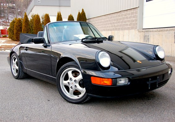 90 Porsche C4  fr