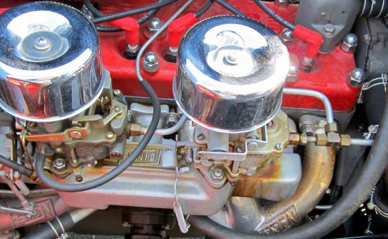 35 Dodge truck eng