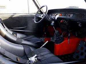 72 Lancia HF  int