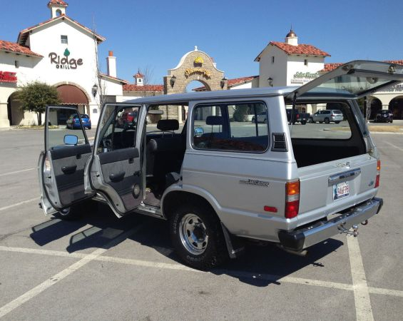 85 Land Cruiser re