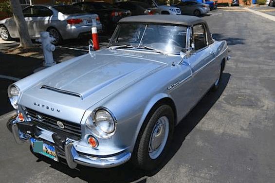 66 Datsun 1600 fr
