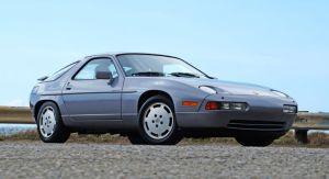 87 Porsche 928 fr