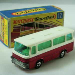 Matchbox Superfast No.12B Setra Coach