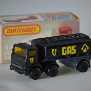 Matchbox Superfast No.14D Leyland Petrol Tanker