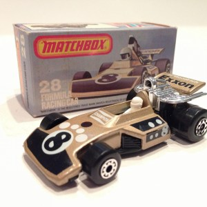 Matchbox Superfast No.28D Formula Racing Car