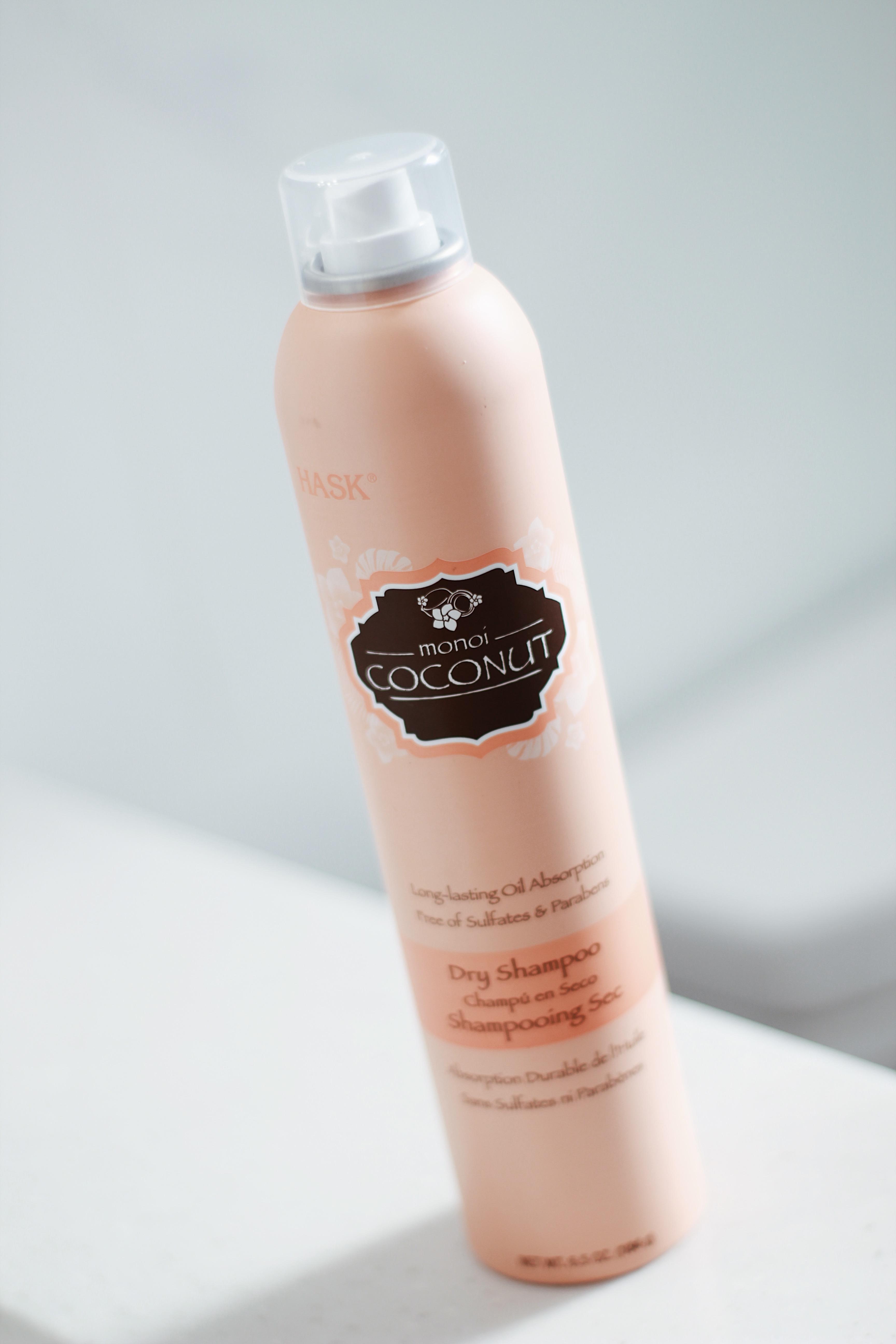 How I Use Dry Shampoo