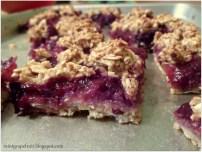 Berry Bliss Bars: Vegetarian & Vegan Collection @MintGrapefruit
