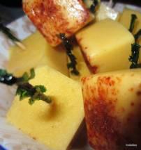 Spicy Mango Mini Ice Pops | Hot Lollies