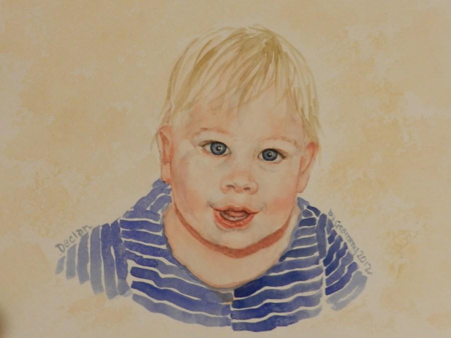Mary Stewart Baby