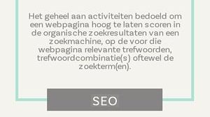 Gratis SEO Scan van je website