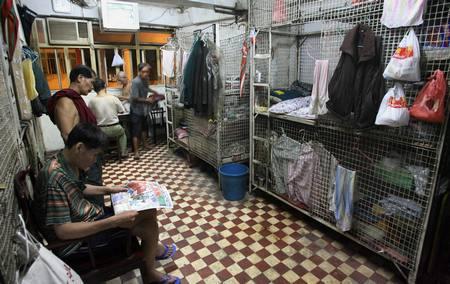 Cage Homes, Hong Kong MMM