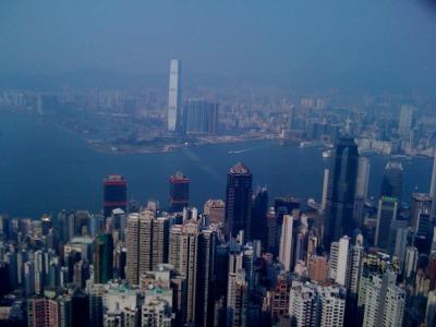 Hong Kong City Scape