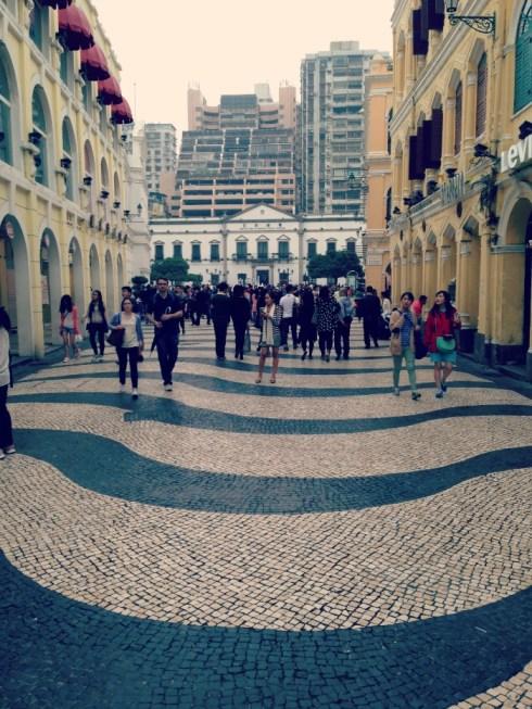 Old Macau