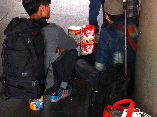 Shenzhen Milk Powder