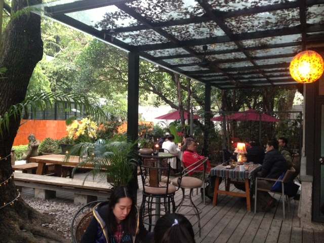 Shenzhen Oct Loft Cafes | Mint Mocha Musings