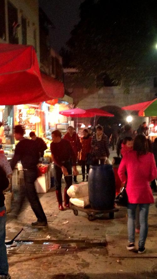 Shenzhen Old Town alleys  Mint Mocha Musings
