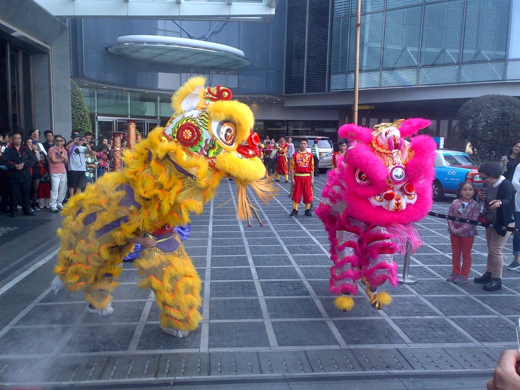 Lion Dance | CNY