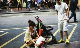 Chinese Tourists Behaving Badly