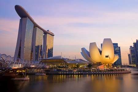 Marina Bay Sands | Mint Mocha Musings