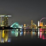 Night View Singapore | Mint Mocha Musings