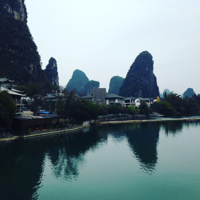 China: Yangshuo in Guilin - what a magical place..... #ThisisChina