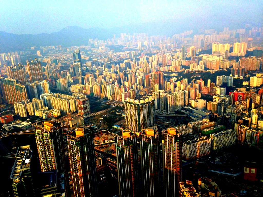 Raising a child in Hong Kong