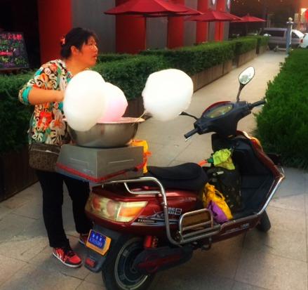 Xian Scenes in China   Mint Mocha Musings