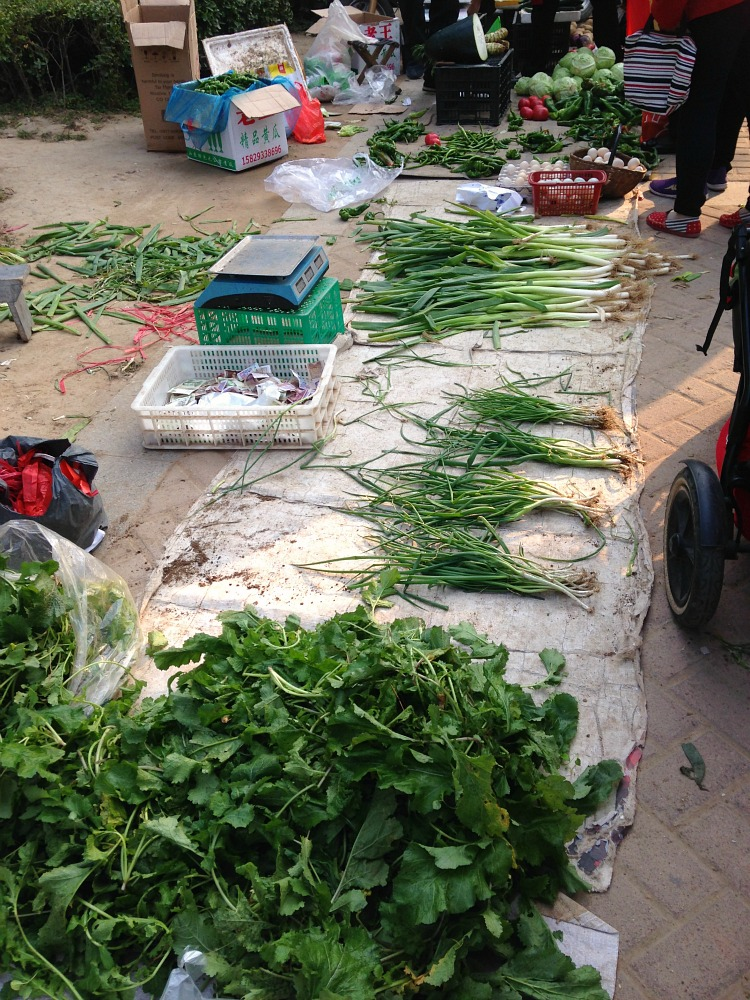 China: Markets in China! #GoodMorningXian #VegesAnyone