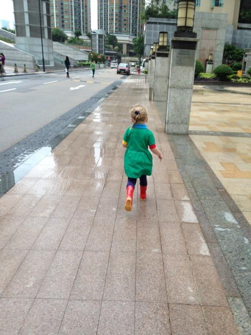 Kids Living in Hong Kong
