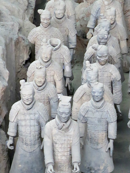 Terracotta Warriors D  Mint Mocha Musings
