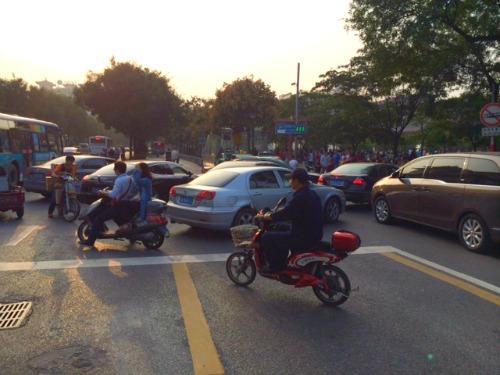 China Roads | Mint Mocha Musings