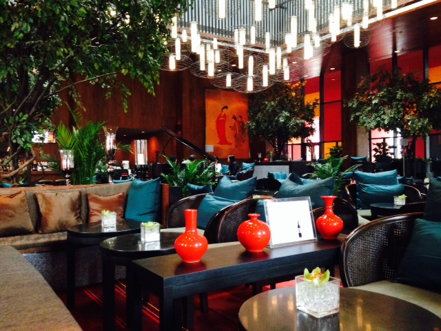Westin Xian Lobby Bar