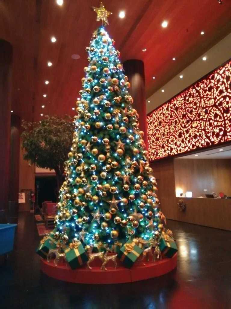 Xian Christmas