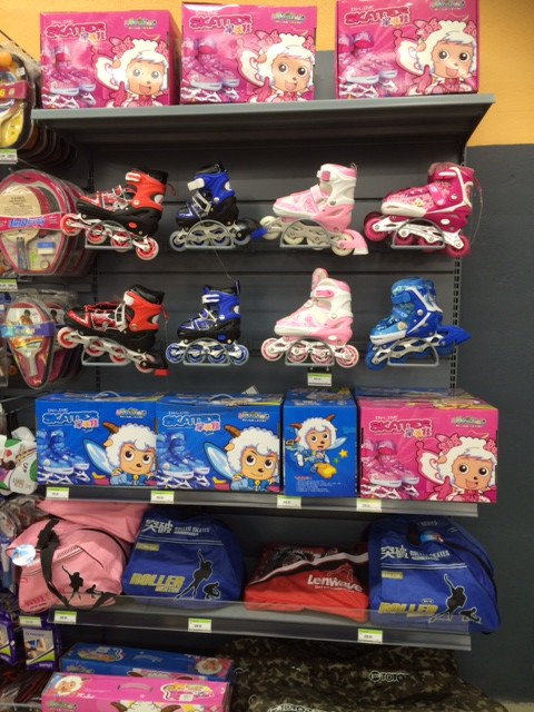 Buying Toys in Xi'an | Mint Mocha Musings