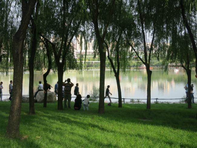 Xian Lake | Mint Mocha Musings