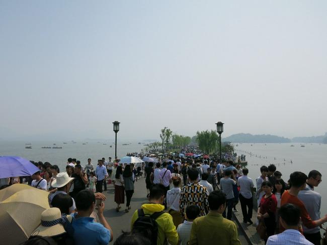 Broken Bridge Hangzhou China | Mint Mocha Musings